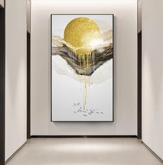 Abstract Golden Mountain Lakeside Scenes Modern Contemporary Landscape Wall Art Fine Art Canvas Prints Luxury Home Office Wall Decor Abstract Golden Mountain Lakeside Scenes Modern Contemporary Landscape Wall Art – NordicWallArt. Abstract Portrait Painting, Drip Painting, Abstract Wall Art, Portrait Paintings, Acrylic Paintings, Art Paintings, Leaf Wall Art, Colorful Wall Art, Wall Art Pictures