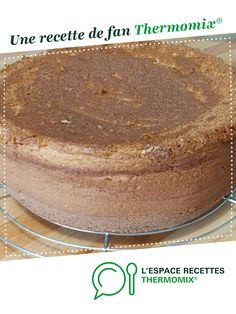 Thermomix Bread, Thermomix Desserts, Cuisine Diverse, Bread Cake, Vanilla Cake, Food And Drink, Pudding, Pie, Biscuits Sec