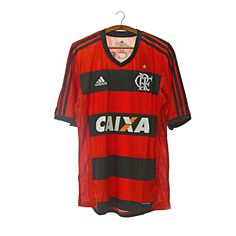 Brasil, Brazil, Futebol, Soccer, Camisa, Jersey, Adidas, Flamengo, RJ  www.futshopclube.com.br