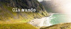 Ricardo Gomes Blog - Olá Mundo