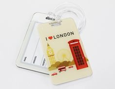 Tag de mala I love London