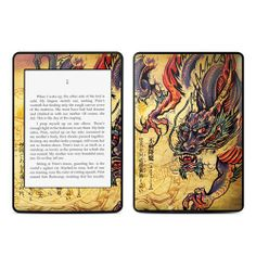 nice Kindle Paperwhite Skin Kit/Decal - Dragon Legend - Sanctus  Best Impressive Using