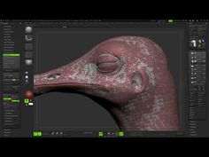 Solving ZBrush displacement scale - YouTube
