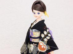 ジェニー振袖、Jenny kimono
