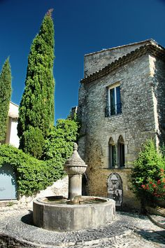 Vaison la Romaine, Provence. France.