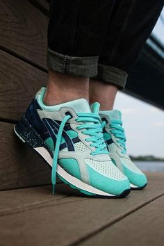 "UBIQ x Asics Gel Lyte Speed ""Cool Breeze"""