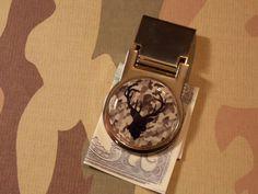 FATHERS Gift - Bullet Money clip -gun shot shell - shell Bullet jewelry, Georgia Bull Dogs... $22.95