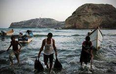 اخبار اليمن خلال ساعة - إريتريا تفرج عن 154 يمنياً كانوا محتجزين لديها
