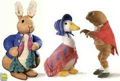 alan dart patterns - World of Peter Rabbit