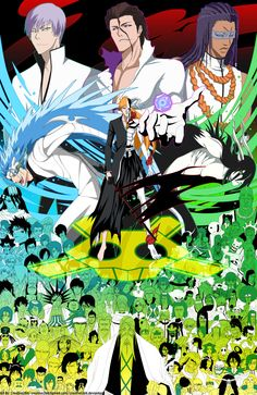 DeviantArt is the world's largest online social community for artists and art enthusiasts, allowing people to connect through the creation and sharing of art. Bleach Anime Art, Bleach Fanart, Bleach Characters, Manga Characters, Shinigami, Dragon Ball Gt, One Punch Man, Death Note, Otaku Anime