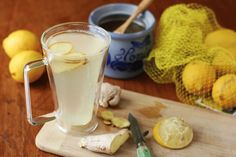 Детокс-напитки, которые за 48 часов выведут из организма токсины.
