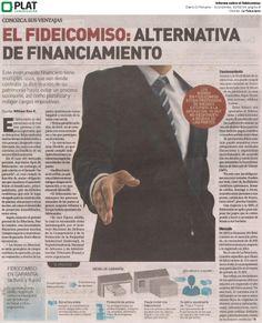 La Fiduciaria: Informe especial sobre el fideicomiso en el diario El Peruano (10/02/14)