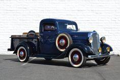 1936 Chevrolet Master 1/2 Pickup