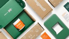 Human approved packaging for personalized dog supplements. Cool Packaging, Food Packaging Design, Packaging Design Inspiration, Packaging Boxes, Pet Branding, Branding Design, Corrugated Box, Carton Box, Box Design