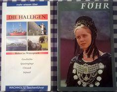 Heimatkundliche Bücher über Föhr und die Halligen