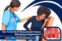 This video describes about how to get rid of hemorrhoids problem with natural supplements. You can find more detail about Pilesgon capsules at http://www.ayurvedresearchfoundation.com