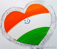 ~ Swati Sharma A tri-color badge for Independence Day, India Independence Images, Independence Day Drawing, Independence Day Activities, Independence Day Decoration, 15 August Independence Day, Independence Day Wallpaper, Flower Crafts Kids, Butterfly Crafts, Drawing For Kids