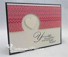 Stampin' Up Hearts a Flutter Stamp Set Valentine's Day Card Making – Catherine Pooler Designs