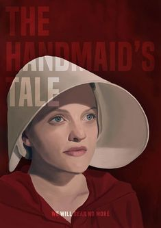 The Handmaid's Tale - Poster - Dystopia - Home Decor - Canvas Art - & Series Movies, Film Movie, Movies And Tv Shows, Tv Series, The Handmaid's Tale Cast, Handmaid's Tale Tv, Tv Shows 2017, A Handmaids Tale, Handmade Tale