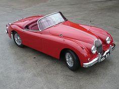 Jaguar XK150 Roadster 1958