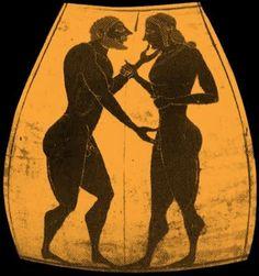 Aquiles y patroclo homosexual relationship