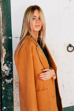 Bon Vivant - Indestructible Factory Duster Coat, Blazer, Editorial, Jackets, Women, Fashion, Dress Clothes, Fotografia, Down Jackets