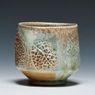 Jack Troy Leaf-Textured Cup