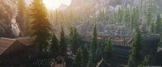 Falkreath Skyrim Mods: Holds The City Overhaul