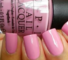Sparrow Me The Drama -OPI I have this and I looove it!  One of my favorite pinks!