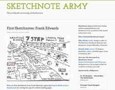 On the Creative Market Blog - How-to Sketchnote: An Interview with Mike Rohde