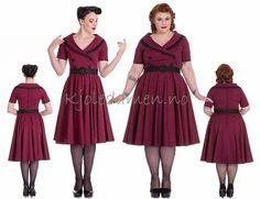 Kjoledamen - Norsk nettbutikk! Stort utvalg vintage inspirerte retrokjoler - 40, 50, 60 talls klær! Rimelige priser og rask levering!