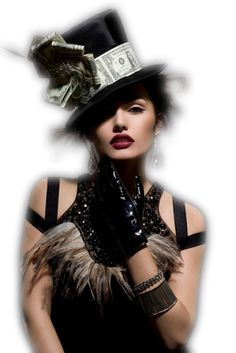 <3<3 if I win the lottery..a hat full of money..lol!