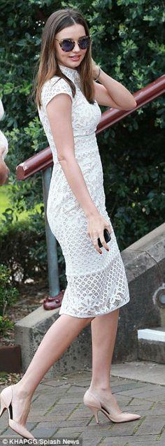 Miranda Kerr Fashion Style