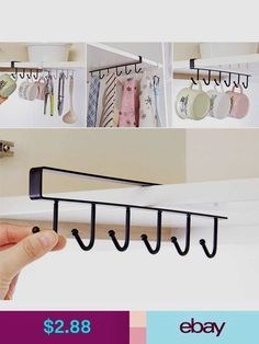 Pot Racks Ebay Home Garden Storage In 2018 Pinterest Home