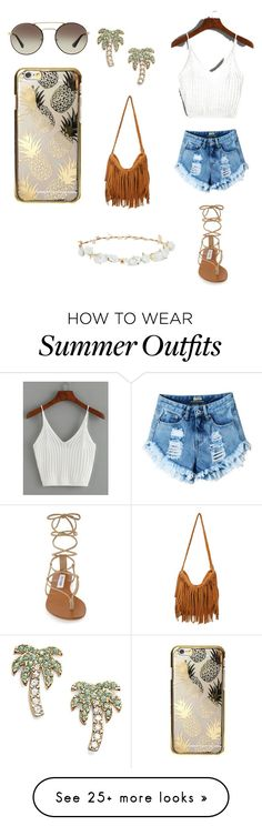"""Hi! This is my first outfit and I love it! It's perfect for the summer. Hope…"