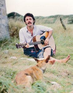 Paul McCartney circa 1970's