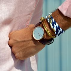 The Classic Bristol watch available at www.mulierstore.com