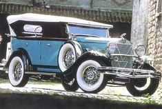 1930 Hudson Great Eight Dual Cowl Phaeton