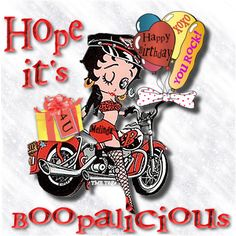 american betty boop | betty boop HAPPY birthday graphics and comments