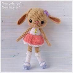PDF Crochet Pattern  NumNim by berriiiz on Etsy, $5.59