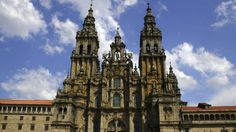 Visit Santiago Cathedral on the final stage of Camino Frances.    http://www.macsadventure.com/holiday-207/camino-frances-final-stage-sarria-to-santiago