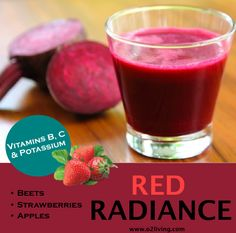 Red Radiance | Benefits of beets | Beet Juice | #juicecleanse #healthyliving