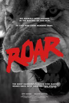 70's & 80's Horror Films: Roar (1981)