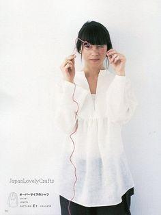 lovely linen top