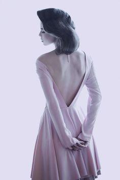 Sukienka Natasha Pavluchenko, modelka Zuza Kołodziejczyk #fashion #pavluchenko #moda #dress