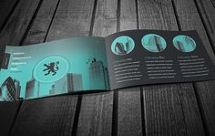 RW Neo Business Brochure on Behance