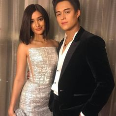 Regrann from - congrats lizquen for box office king & queen guillermo mendoza memorial award i'm so proud both of you👏👏👏👏👏🤴👸 - Enrique Gil, Liza Soberano Instagram, Lisa Soberano, Ingrown Hair, Beautiful Celebrities, Beauty Routines, Covergirl, Evening Dresses, Style Me