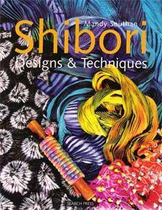 Great Shibori book