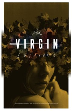 The Virgin Suicides - movie poster - Adam Juresko