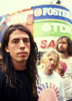 Dave Grohl ~~ OMG I LOVE OLD NIRVANA/DAIN BRAMAGE/EARLY FOO PICS OF DAVE!!!!